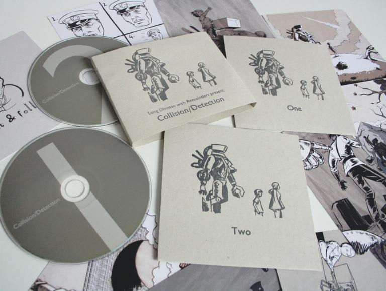 OUT NOW - Collision/Detection - 1st Edition Box Set + bonus download